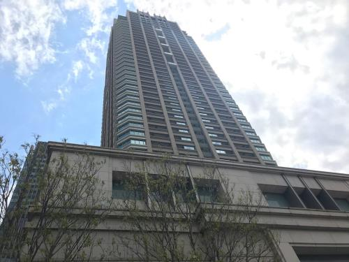 Exterior of Grand Front Osaka Owner's Tower