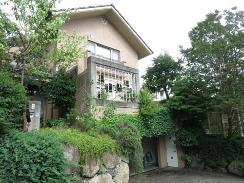 Exterior of 芦屋市東山町RC造一戸建