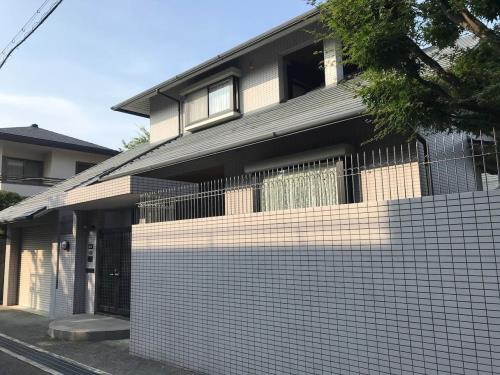 Exterior of Toyonaka City Uenohigashi House
