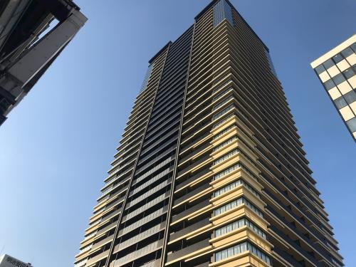 Exterior of MJR SAKAISUJI HONMACHI TOWER